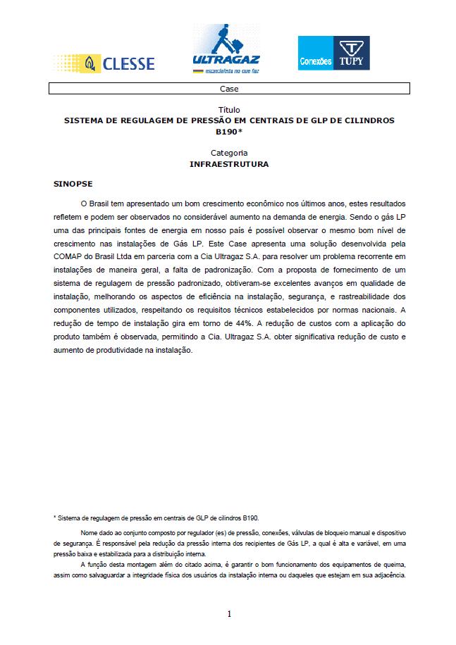 sistema_de_regulagem_de_pressao_em_centrais_de_glp_de_cilindros_b190-infraestrutura